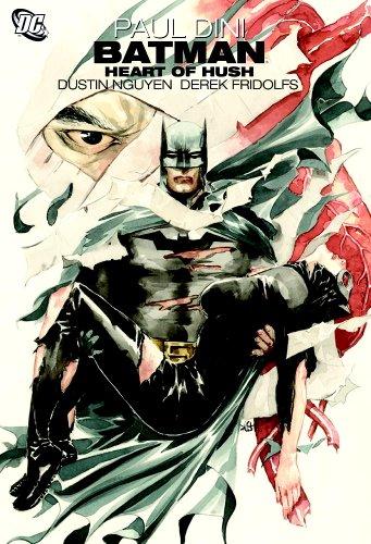 9781401221232: Batman: Heart of Hush