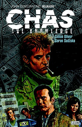 9781401221270: Hellblazer Presents Chas The Knowledge TP