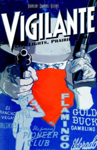 9781401221287: Vigilante City Lights Prairie Justice TP