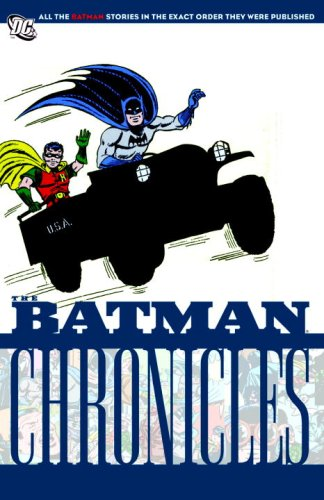 9781401221348: Batman Chronicles Vol. 7