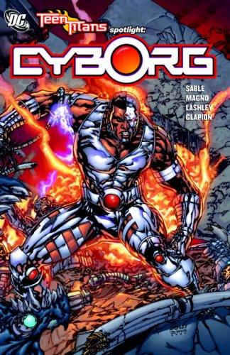 9781401221409: Teen Titans Spotlight: Cyborg