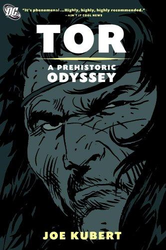 9781401221492: Tor A Prehistoric Odyssey TP