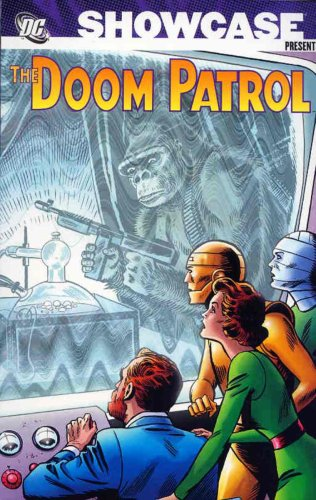 9781401221829: Showcase Presents: Doom Patrol, Vol. 1