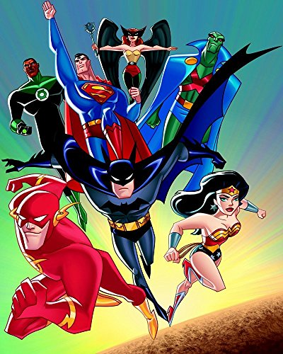 9781401222024: Justice League Unlimited: Heroes (Justice League Unlimited (Unnumbered))