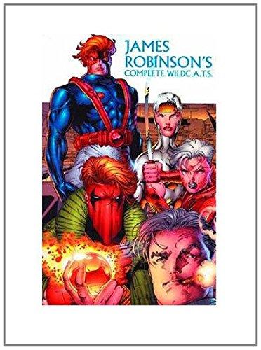 James Robinson's Complete Wildcats: Robinson, James