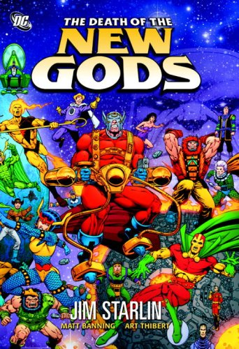9781401222116: Death of the New Gods