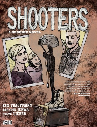 Shooters: A Graphic Novel (Mint First Edition)