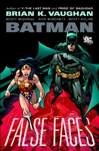 9781401222284: Batman: False Faces SC