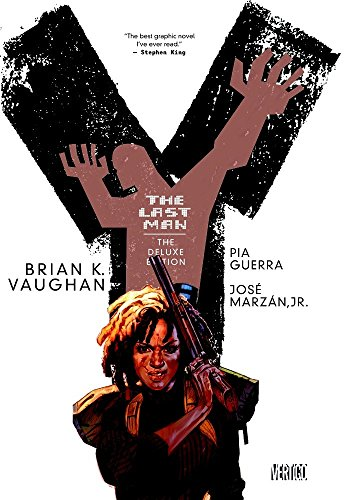 9781401222352: Y: The Last Man, Book 2, Deluxe Edition