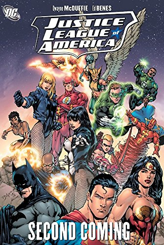9781401222536: Justice League of America: The Second Coming