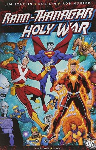 9781401222543: Rann/Thanagar Holy War Vol. 1