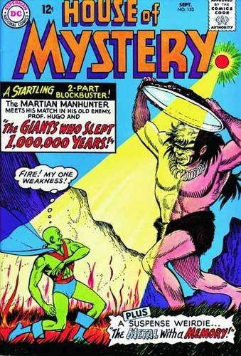 Martian Manhunter 2 (Showcase Presents)