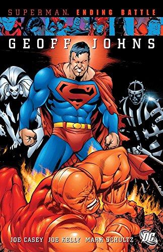 9781401222598: Superman: Ending Battle