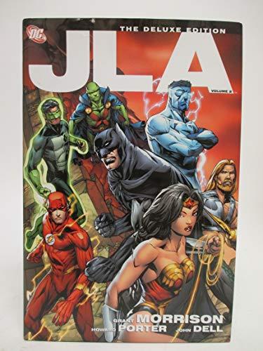 9781401222659: JLA, Vol. 2 (Deluxe Edition)