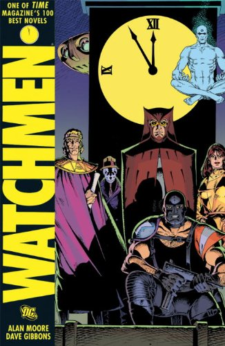 9781401222666: Watchmen TP International Edition
