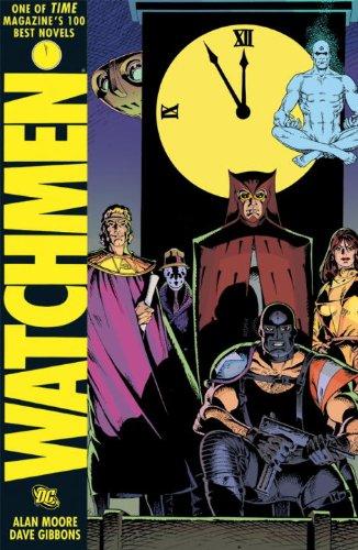 9781401222666: Watchmen TP International Edition