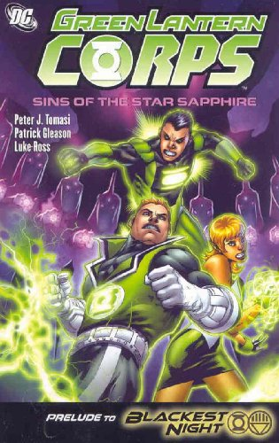 9781401222734: Green Lantern Corps: Sins of the Star Sapphire