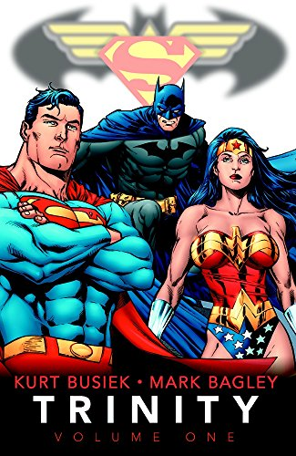 Trinity Vol. 1 (Trinity (DC Comics)): Kurt Busiek; Fabian