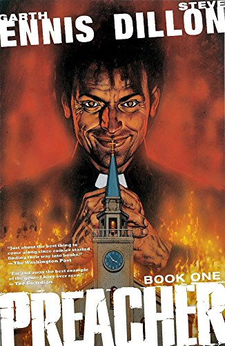 9781401222796: Preacher, Book 1: Gone to Texas
