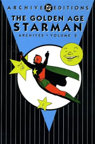Golden Age Starman Archives Vol. 2 (DC Archive Editions): Various