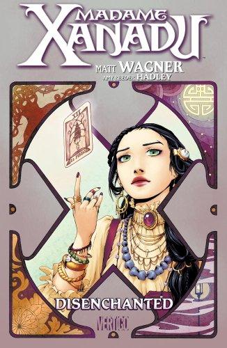9781401222918: Madame Xanadu TP Vol 01 Disenchanted
