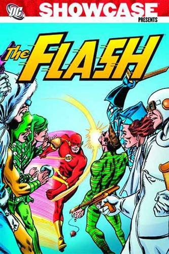 Showcase Presents: The Flash Vol. 3: Broome, John