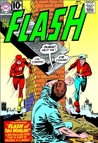 9781401222987: The Flash of Two Worlds (DC Comics Classics Library)