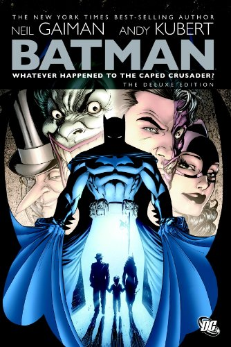 9781401223038: Batman: Whatever Happened to the Caped Crusader? (Deluxe Edition)