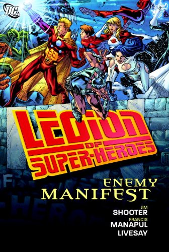 9781401223052: Legion of Super-Heroes: Enemy Manifest