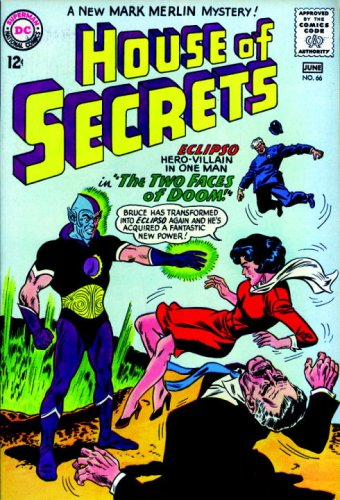 9781401223151: Eclipso : Hero and Villain in one man! (Showcase Presents)
