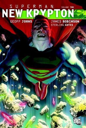 9781401223199: Superman: New Krypton, Vol. 2
