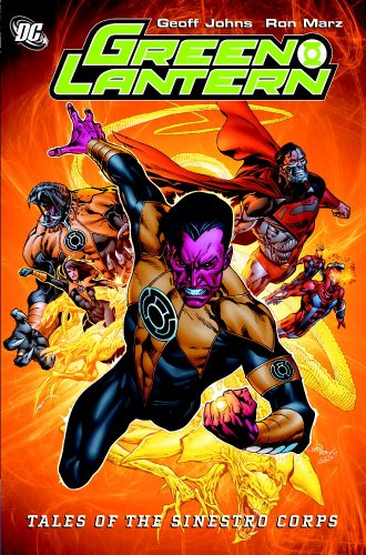 9781401223267: Green Lantern: Tales of the Sinestro Corps SC