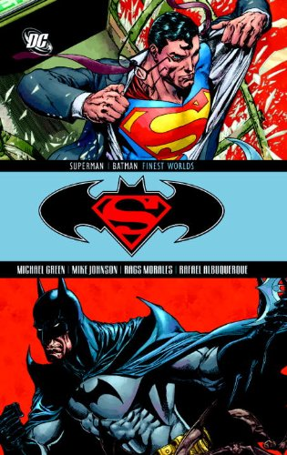 9781401223328: Superman/Batman: Finest Worlds
