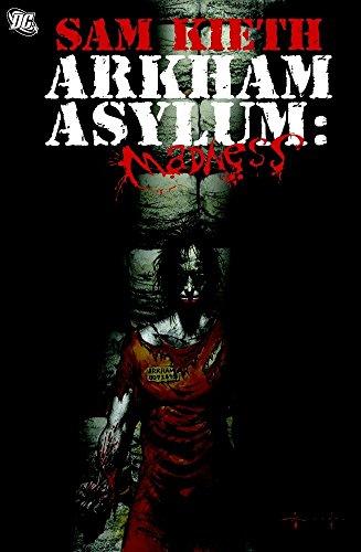 9781401223373: Batman Arkham Asylum Madness HC