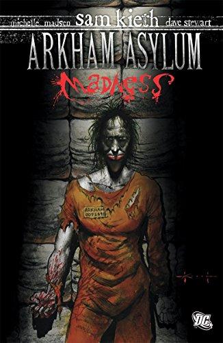9781401223380: Arkham Asylum Madness TP
