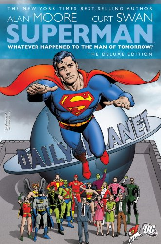 9781401223472: Superman: Whatever Happened to the Man of Tomorrow? (Deluxe Edition)