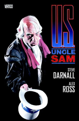 9781401223489: Uncle Sam Deluxe HC