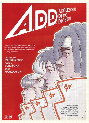 9781401223557: A.D.D.: Adolescent Demo Division