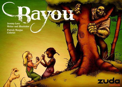 9781401223823: Bayou TP Vol 01