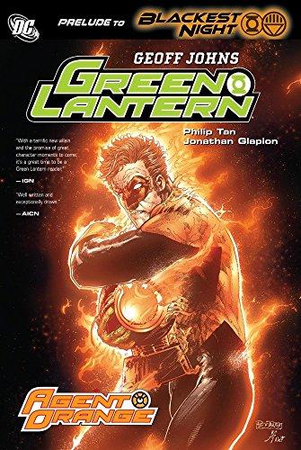 9781401224202: Green Lantern Agent Orange TP