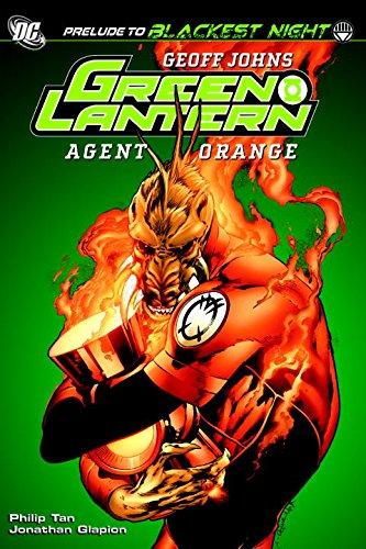 9781401224219: Green Lantern Agent Orange HC