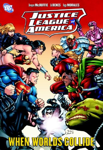 9781401224226: Justice League of America: When Worlds Collide