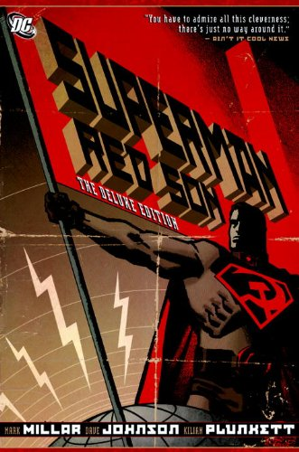 9781401224257: SUPERMAN RED SON DELUXE EDITION HC