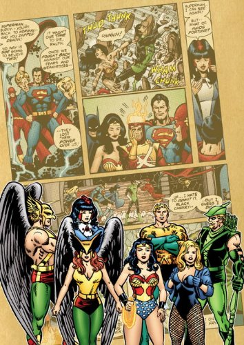 Justice League of America by George Perez, Vol. 2 (DC Comics Classics Library): Conway, Gerry