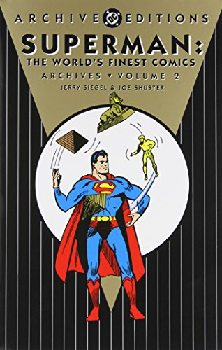 9781401224707: Superman in World's Finest Archives Vol. 2 (DC Archive Editions)