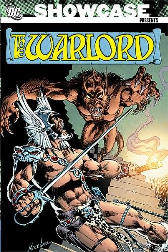 Showcase Presents: Warlord Vol. 1: Mike Grell