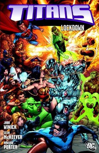 Titans: Lockdown: Judd Winick, Sean
