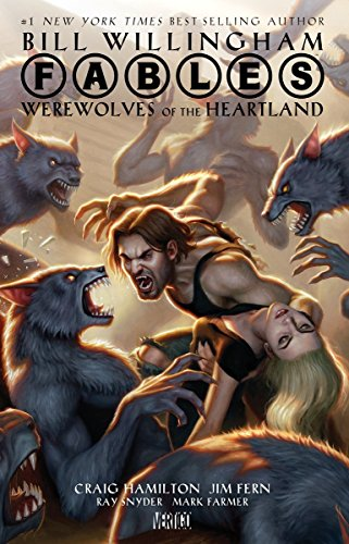 9781401224790: Fables: Werewolves of the Heartland HC (MR)