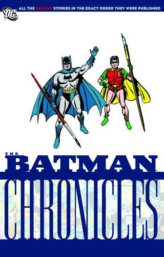 9781401224844: Batman Chronicles Vol. 8