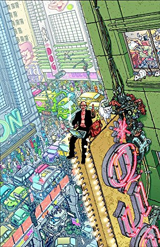 9781401224905: Transmetropolitan, Vol. 4: The New Scum